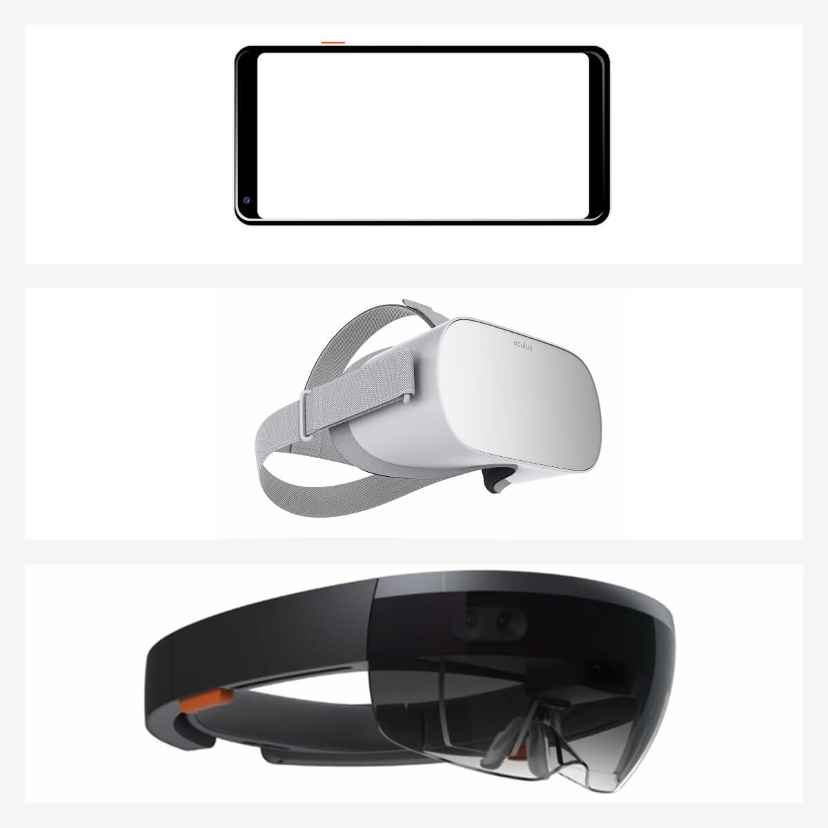 Tecnologie Immersive AR VR MR